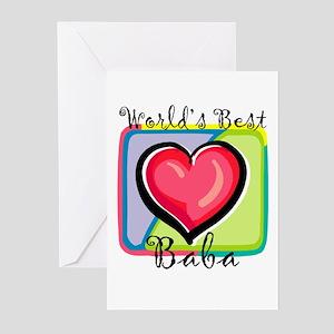 WB Grandma [Polish] Greeting Cards (Pk of 10)